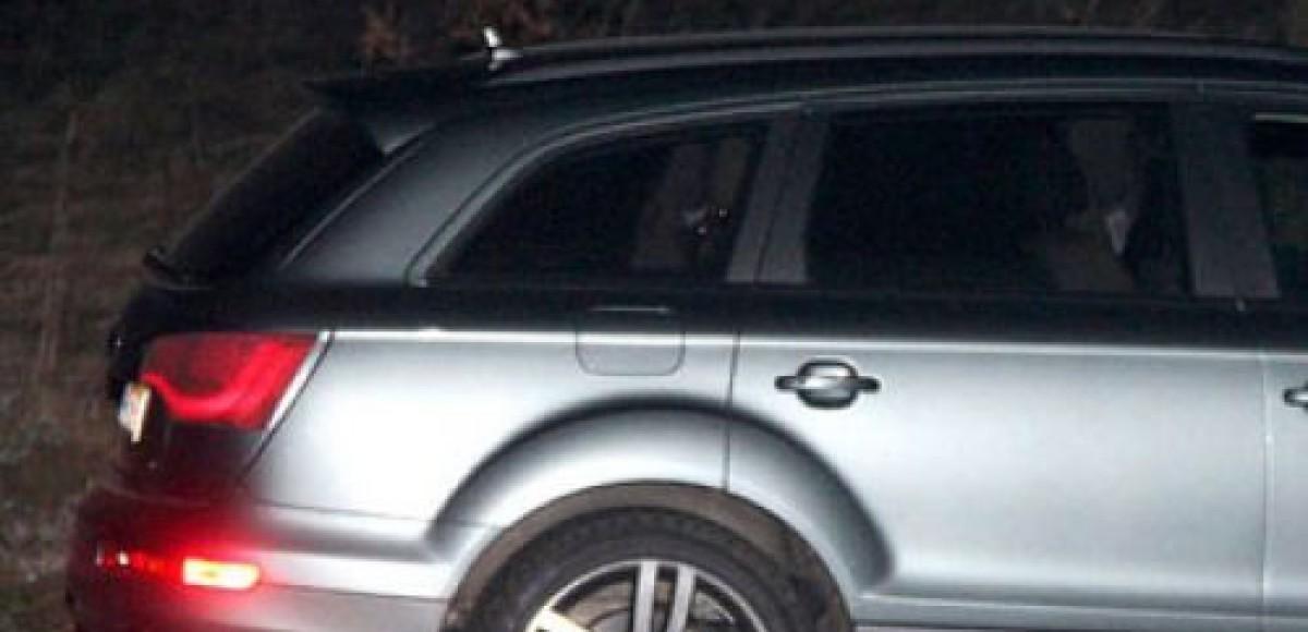 Рестайлинговую Audi Q7 папарацци поймали в Нюрбургринге