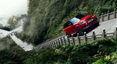 999 ступеней, скоростной спуск и другие приключения Land Rover