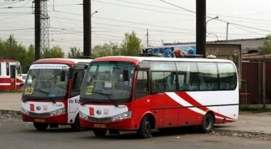 В Петербурге женщина и ребенок погибли под колесами маршрутного такси