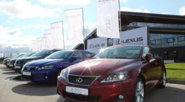 В горнолыжном курортном комплексе «Игора» состоялось уникальное мероприятие – Lexus Master Class