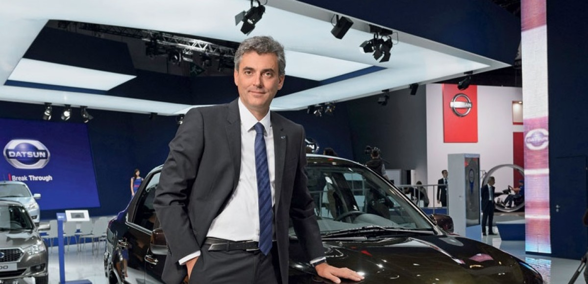 Жером Сего — исполнительный директор «Хавейл Мотор Рус»