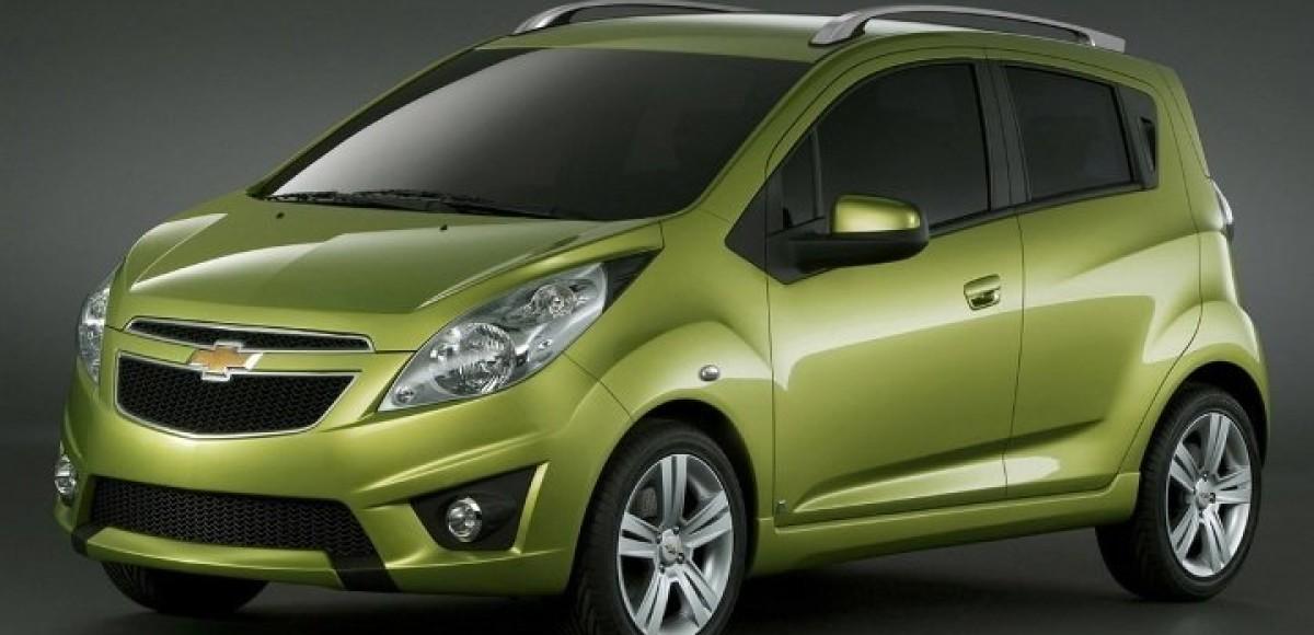 Chevrolet Spark, обзор модели