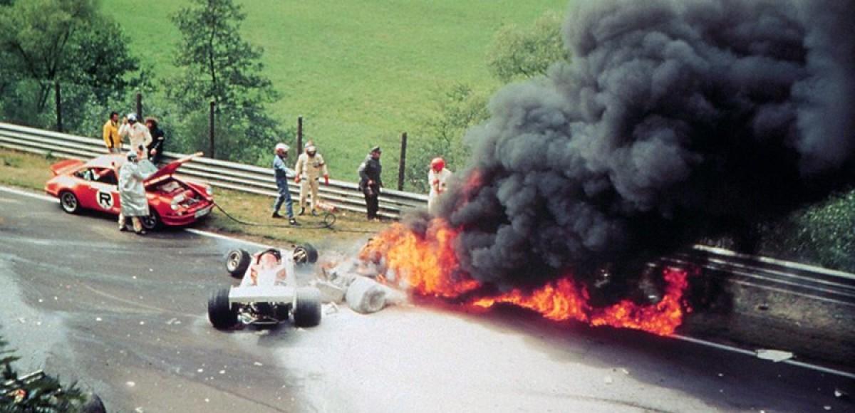Самые страшные аварии Формулы-1