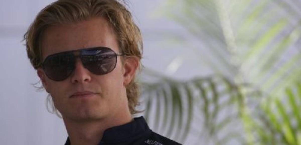 Нико Росберг официально подтвердил уход из Williams