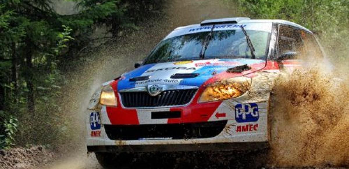 В России состоялся дебют спортивного автомобиля Skoda Fabia Super 2000