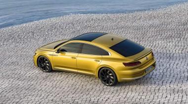 Volkswagen Arteon. Имя собственное