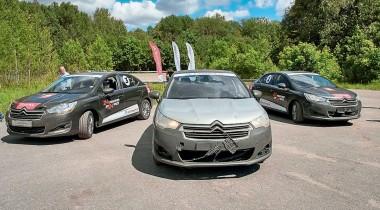 Экстрим-тест Citroen C4 Sedan: 4650 км за 24 часа