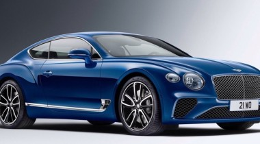 Bentley Continental GT. Аристократ в третьем колене