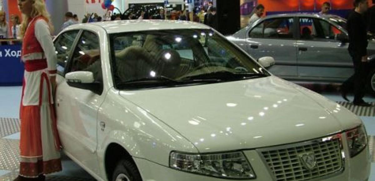 «Сорен» – новая модель Iran Khodro