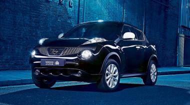 Nissan Juke. Министерство звука