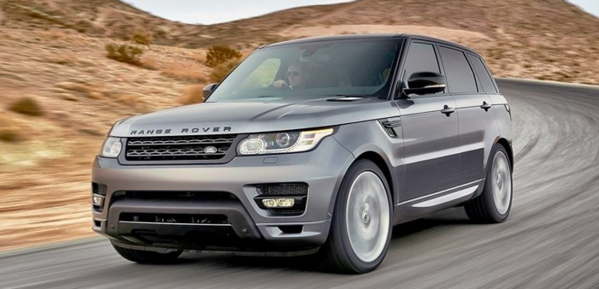 Range Rover Sport. Крутой «рейнджер»