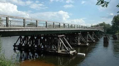 На выезде из Новгорода в сторону Петербурга будут строить мост через Волхов