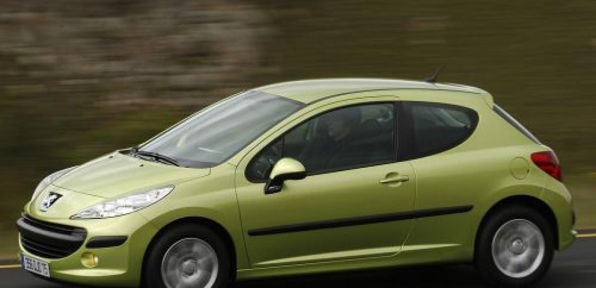 «РОЛЬФ Лахта», Санкт-Петербург. Специальная программа кредитования при покупке Peugeot 207
