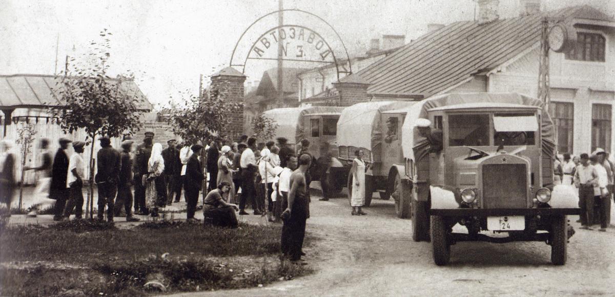 История Peugeot в России. И дольше века…