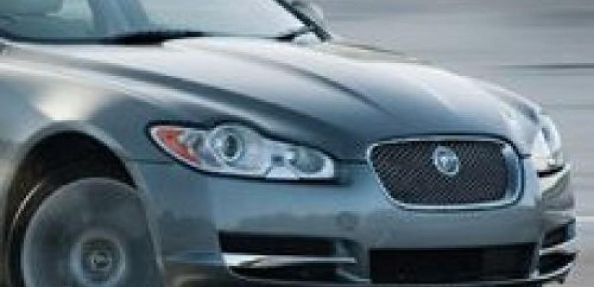 Jaguar XF. Видеопрезентация