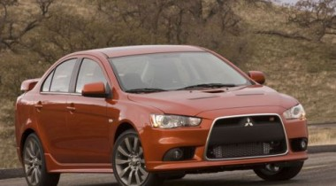 «Рольф Центр Москва» приглашает на тест Mitsubishi Lancer X RalliArt