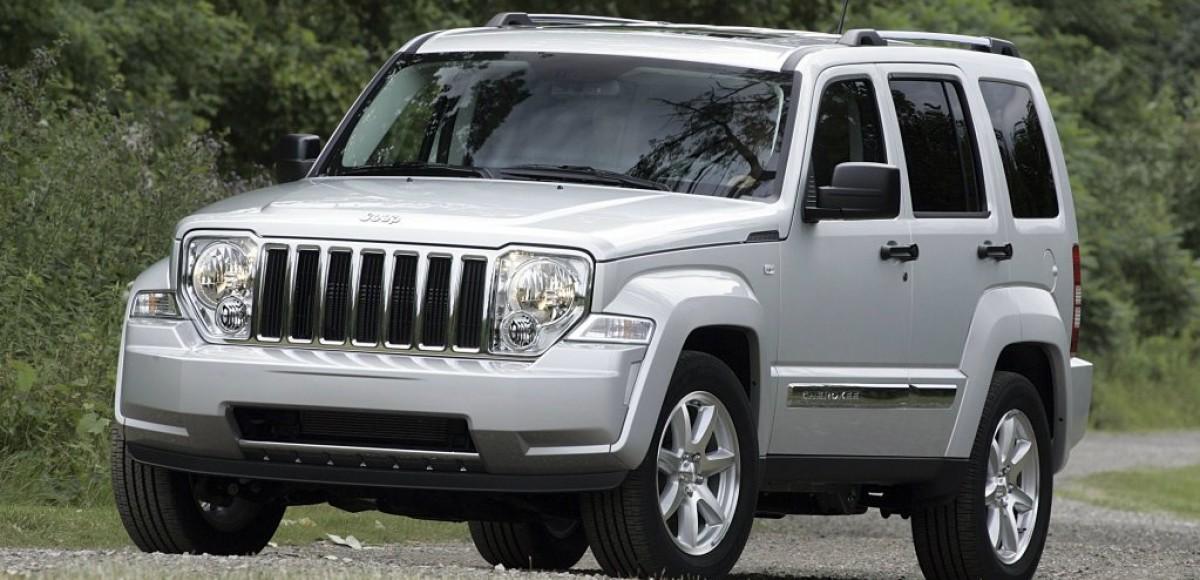 В России отзывают автомобили Jeep и Chrysler
