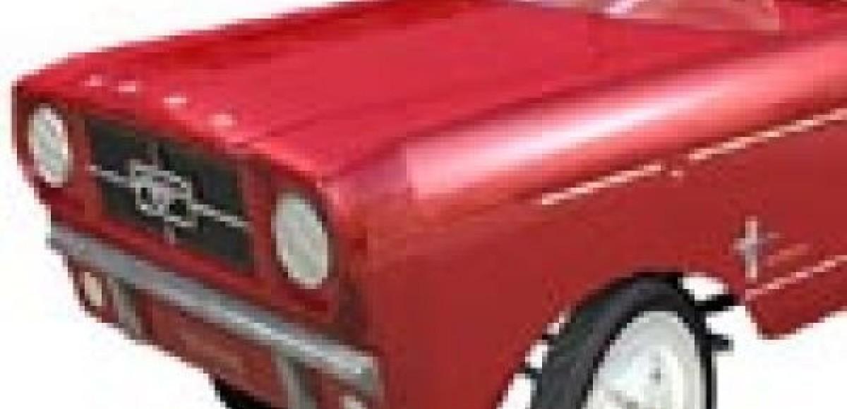 Полиция задержала трехлетнего водителя