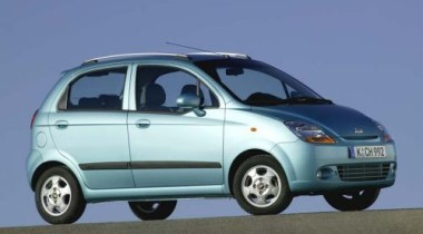 Chevrolet Spark   в награду за лучший дизайн