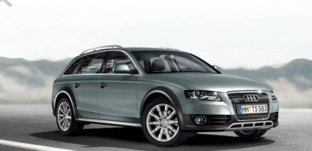 Audi A4 allroad quattro. Движение без границ