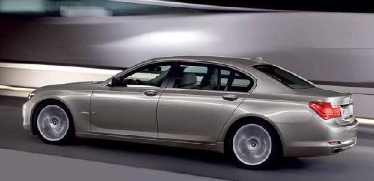 В Москве у безработного угнали BMW стоимостью 2 млн рублей