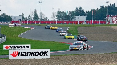 Скорость и безопасность: шины Hankook на DTM