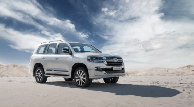 Executive Lounge – роскошная версия Toyota Land Cruiser 200