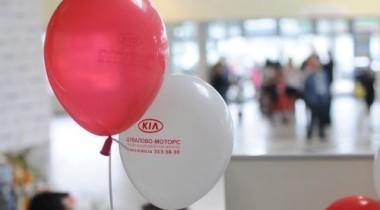Презентация нового автомобиля Kia Picanto в «Шувалово-Моторс»