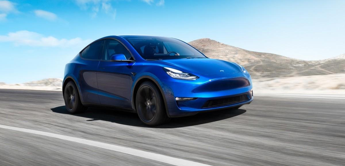 Tesla Model Y: ну и где здесь кроссовер?