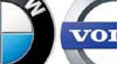 BMW покупает Volvo
