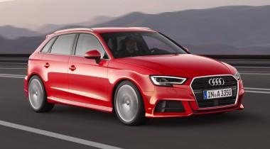 Обновленные Audi A3: в России от 1 629 000 рублей