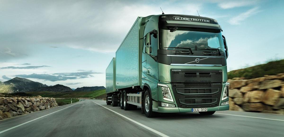 Volvo готовит грузовик под стандарт Евро-6