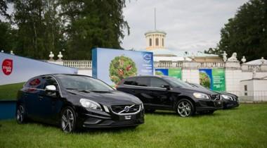 Volvo Car Russia и музыкальный фестиваль «Усадьба Jazz»