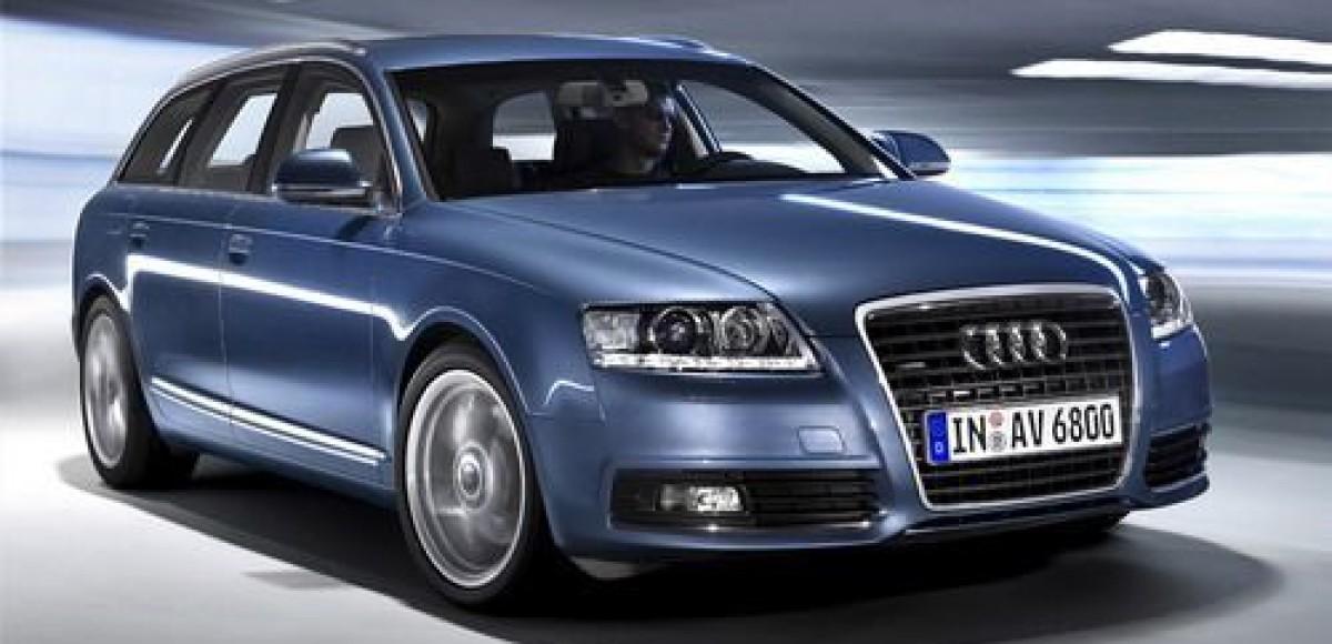 Продажи автомобилей Audi в июне выросли в мире на 1,3%