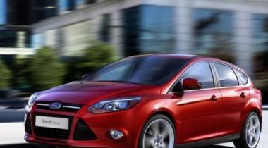 Ford представил самую экономичную модель Focus