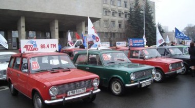 ВАЗ-2101. Сорок лет на дорогах страны (Фоторепортаж)