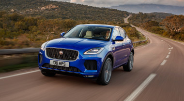 Jaguar E-Pace. Как стать «Ягуаром»