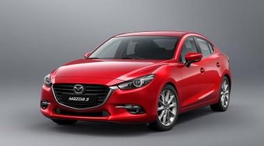 Mazda3. Новая версия популярной модели российского рынка