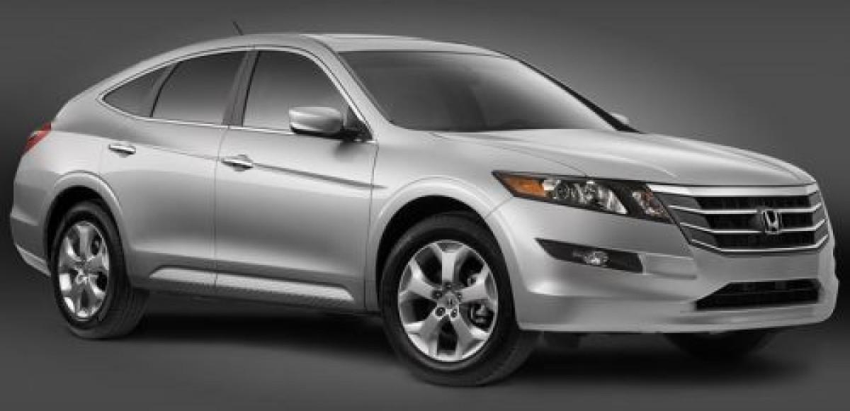 Honda предлагает американцам конкурента BMW X6