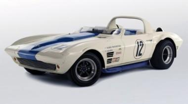 Самый редкий Chevrolet Corvette будет пущен с молотка