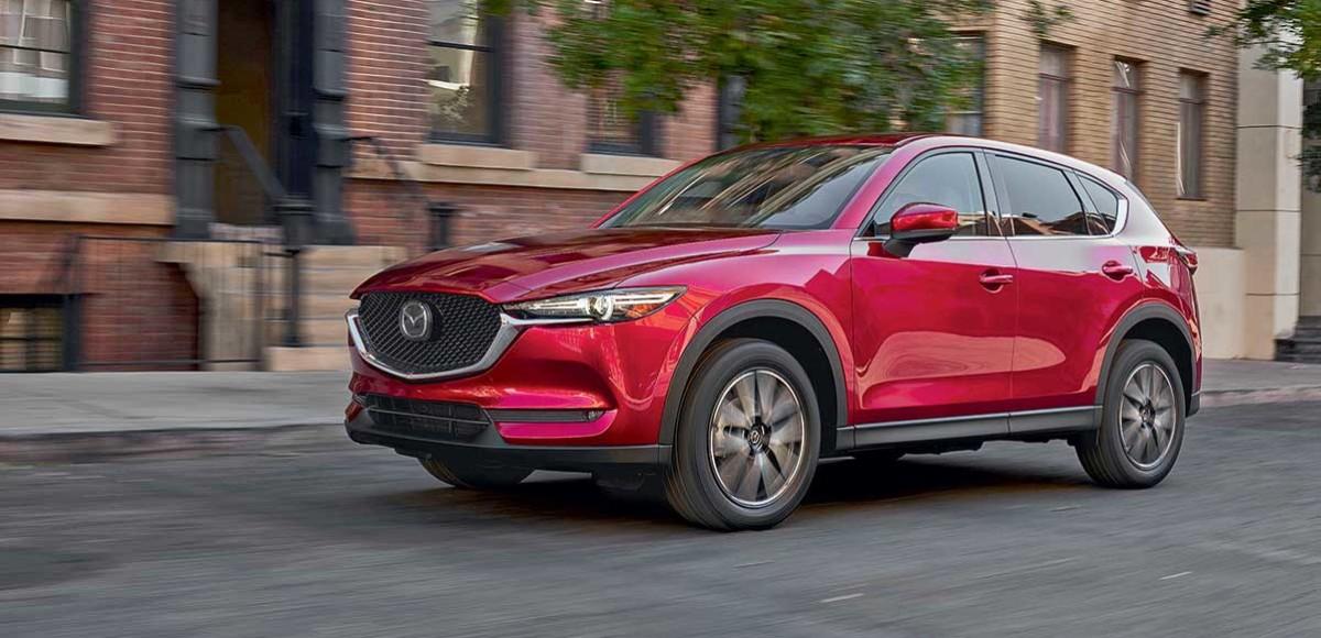 Mazda CX-5. Первая смена