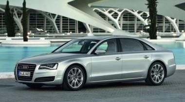 Audi выводит на российский рынок A8 Long