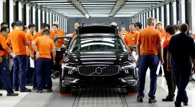Новые Volvo будут собирать в Китае