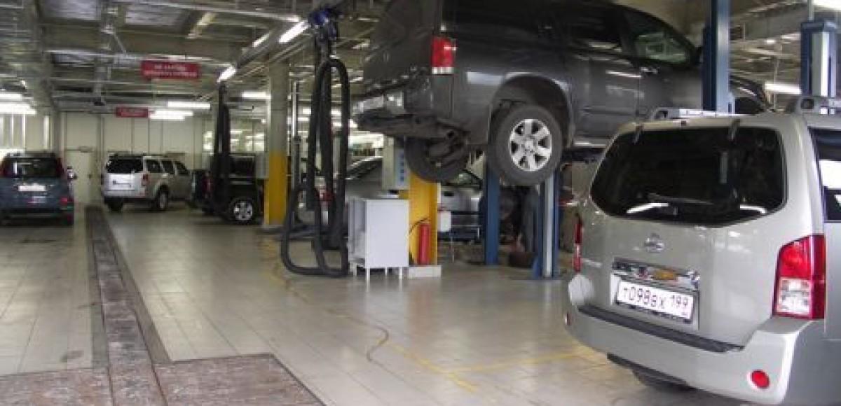 «АвтоСпецЦентр». Летний сервис Nissan на выгодных условиях