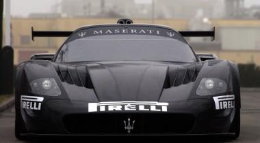 Pirelli и Maserati вместе уже век
