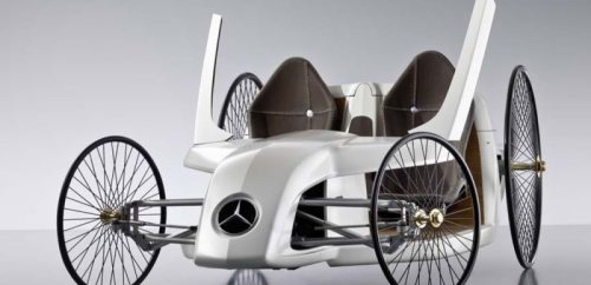 Стажеры Daimler AG разработали Mercedes-Benz будущего