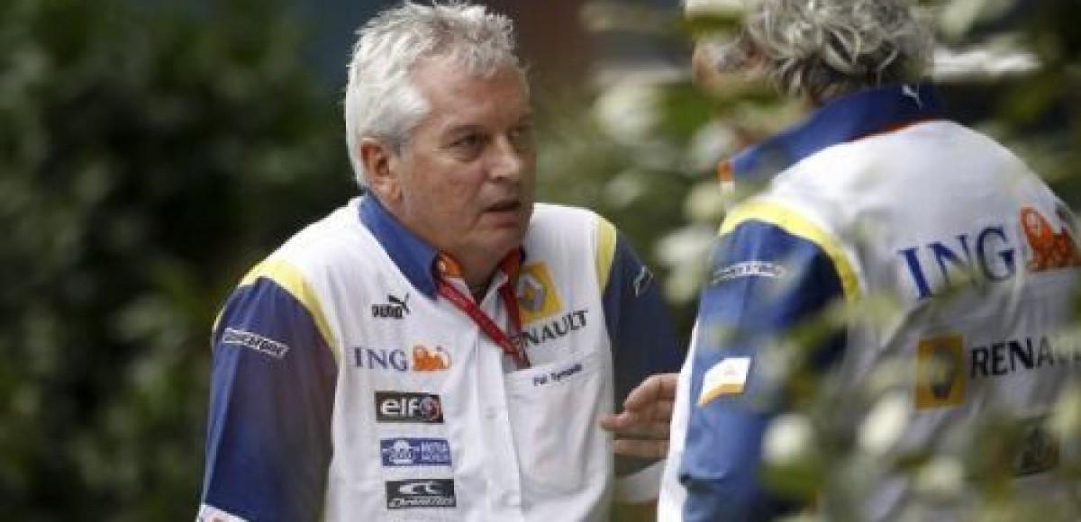 Руководство Renault написали письмо-заявление в FIA