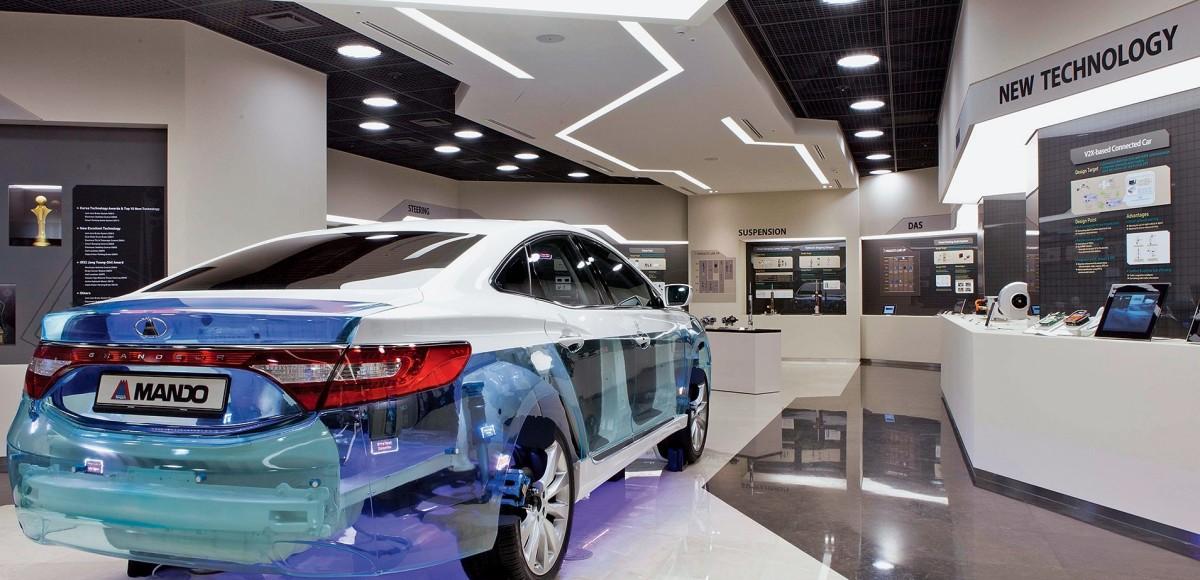 Сделано в Корее: автозапчасти Mando