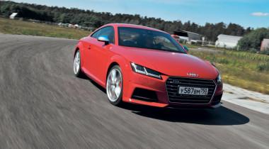 Audi TTS. Перфекционист