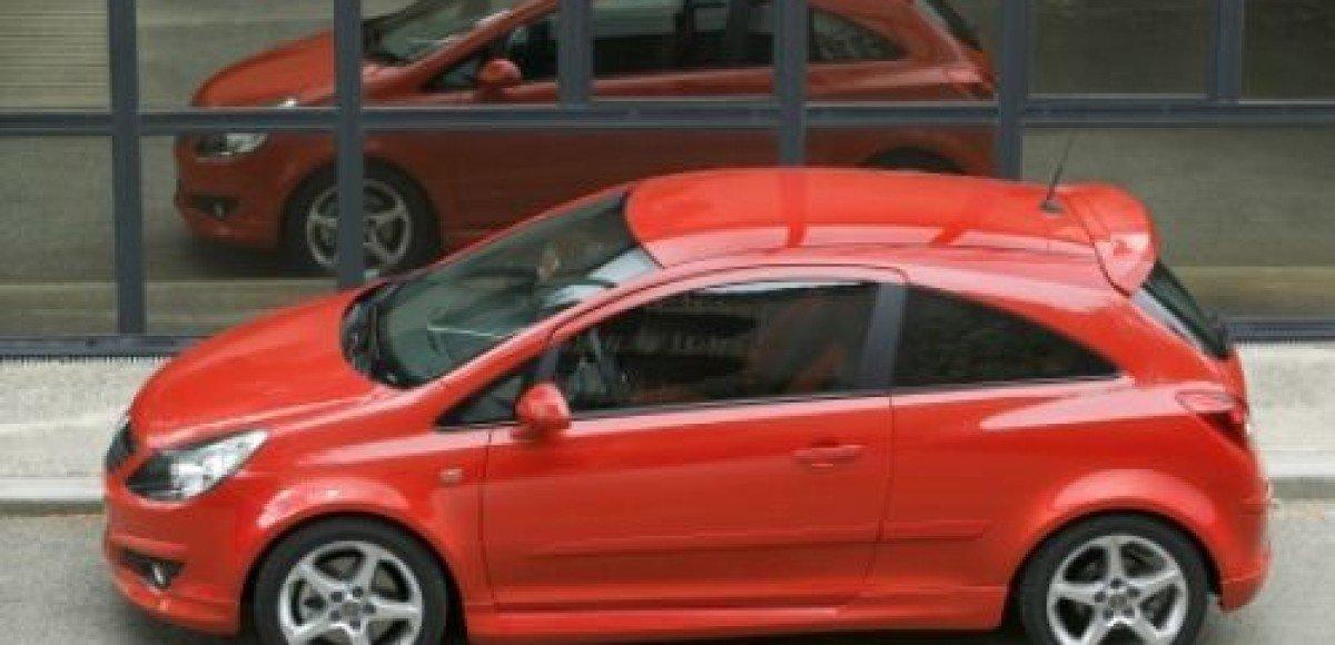 Выпущена 10-миллионная Opel Corsa